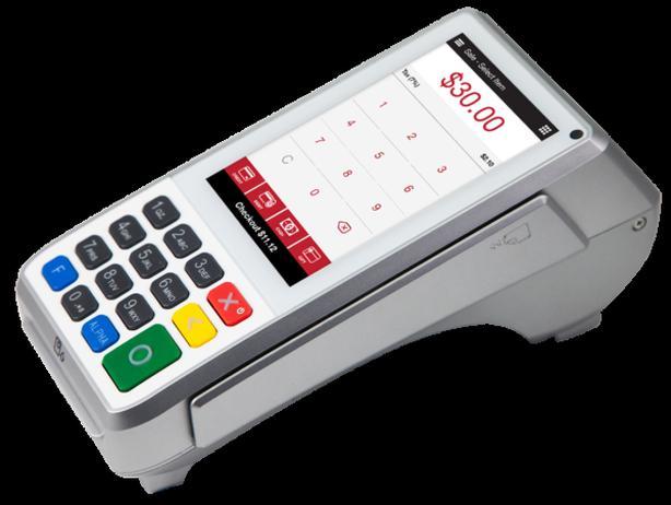 Credit Debit Machine Visa Interac Smart Card POS Terminal Merchant Account