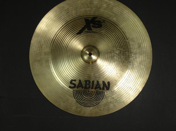 """SABIAN XS 18"""" CHINESE CYMBAL"""
