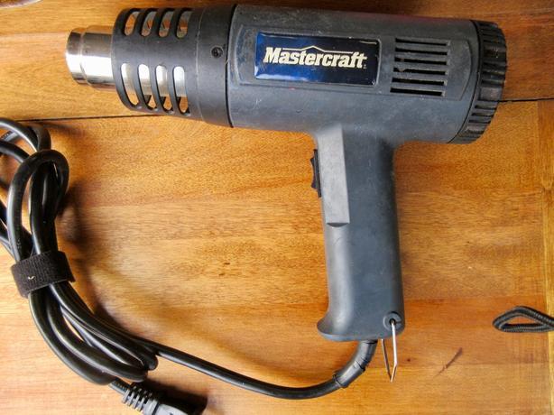 Mastercraft Heat Gun