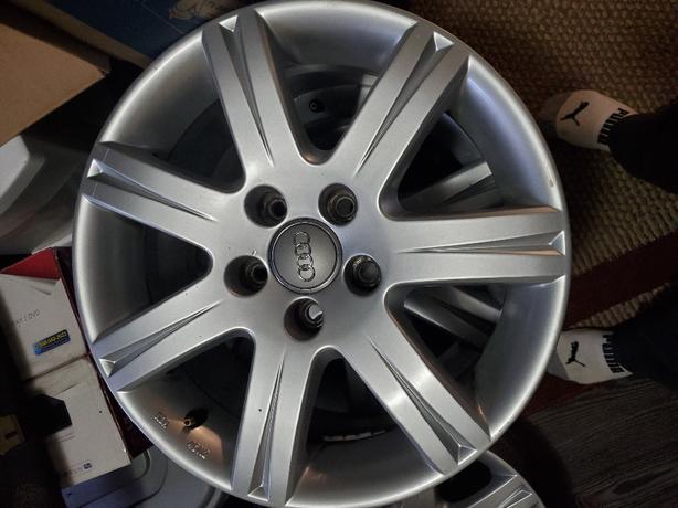 2006 Audi 16 inch Rims