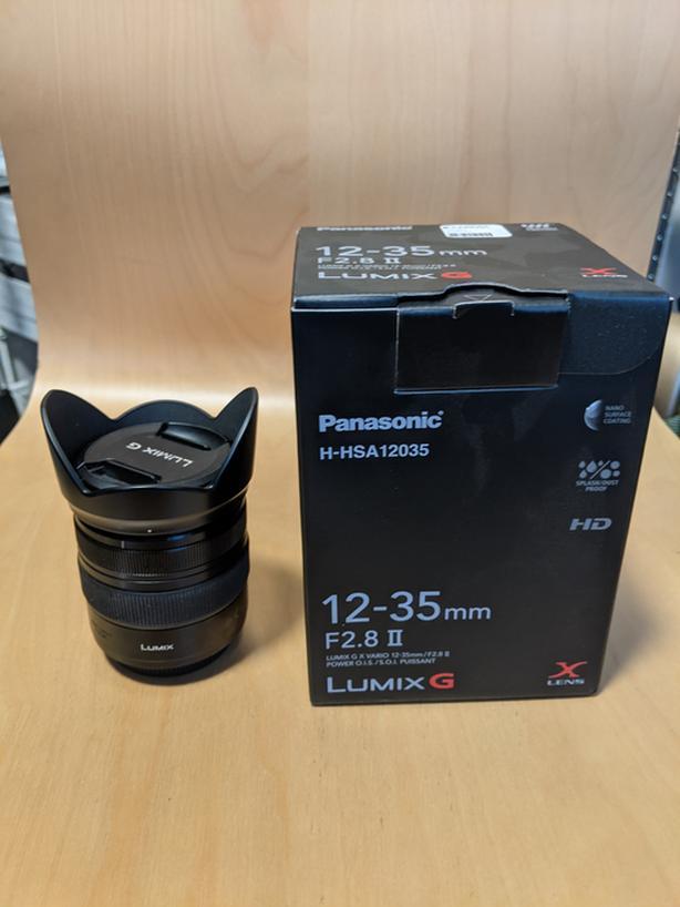 Panasonic Lumix 12-25 f2.8 MK2 II