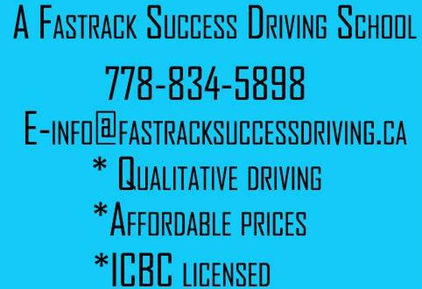 ROAD TEST PREPARATION-CLASS 5 &7 LICENSE-DRIVING INSTRUCTOR-LOW COST