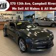 2017 Chevrolet Camaro 2LT