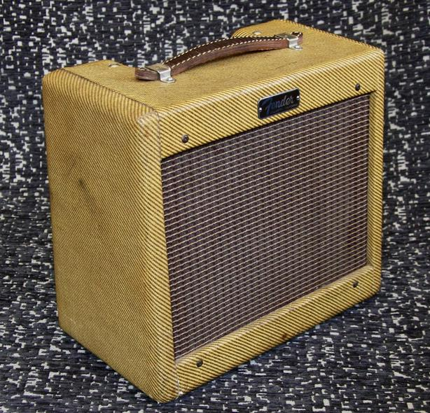Wanted: Fender Champ