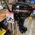 7.5 mercury outboard motor