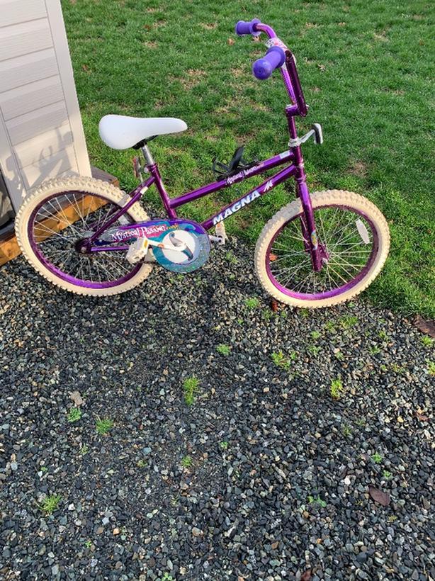 nice girls bike