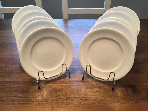 10 Villeroy and Boch Plates