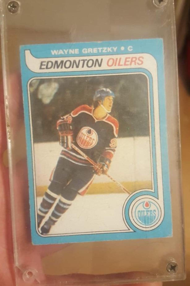 WANTED: Gretzky rookie cards