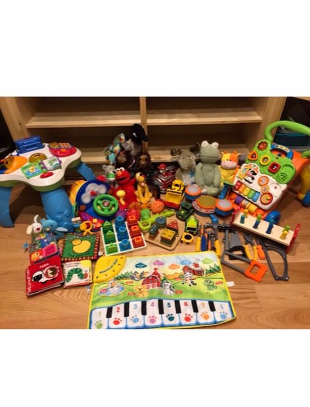 Large Toy lot $50 obo