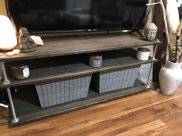 Tv stand/shoe rack