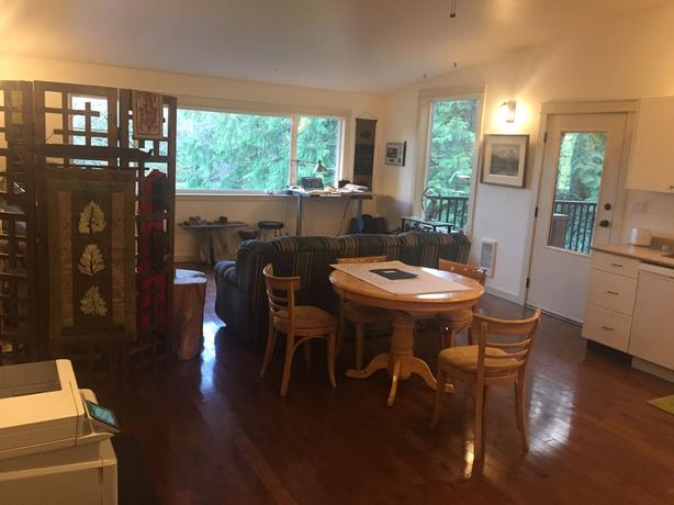 FEB 1st - HOUSEMATE WANTED TO SHARE 2Bd. ACREAGE SUITE  Shaw. Lk/Mill Bay Rd.