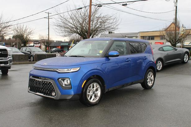 Used 2020 Kia Soul EX Hatchback