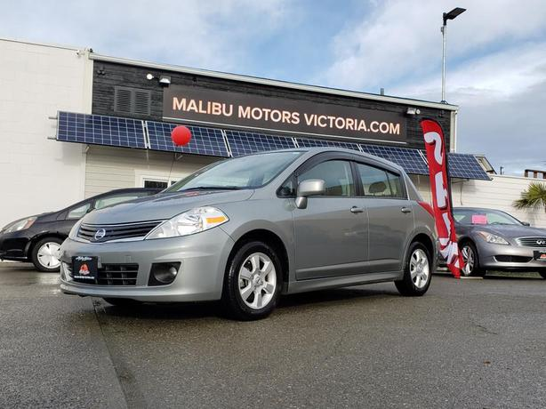 2010 Nissan Versa 5dr HB I4 CVT 1.8 SL