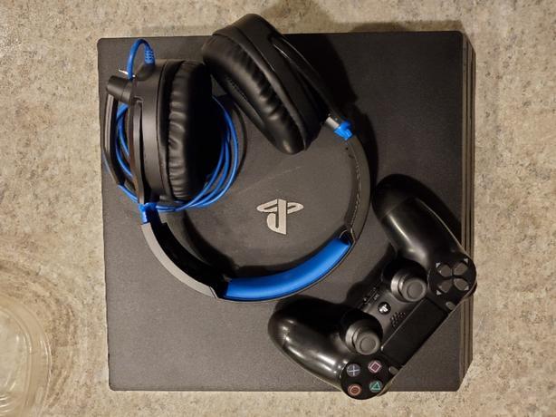 Newer PS4 Pro