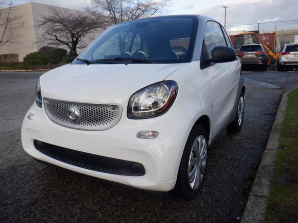 2016 Smart Fortwo passion coupe
