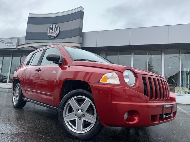Used 2008 Jeep Compass North Edition 4WD 2.4L 5SPD MANUAL 160KM SUV
