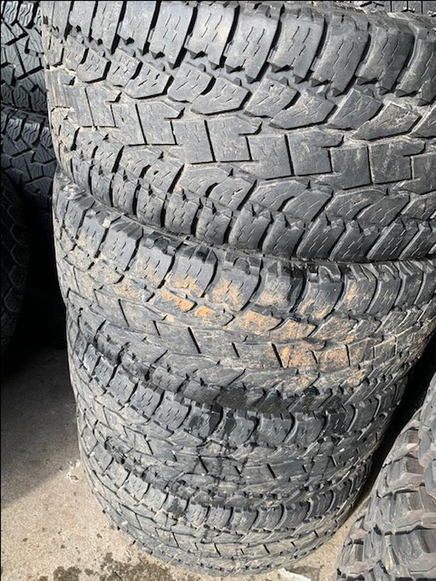 35x12.50R18 Toyo Open Country AT II - INCLUDES INSTALL