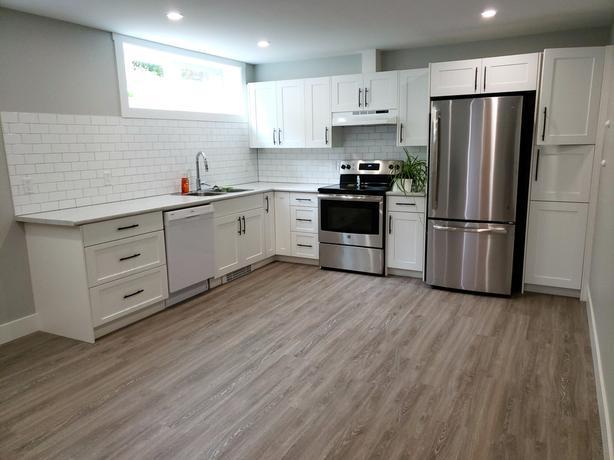 New Legal Suite in a Quiet Duncan Neighbourhood, 2 Bed/1 bath, $1695+utilities
