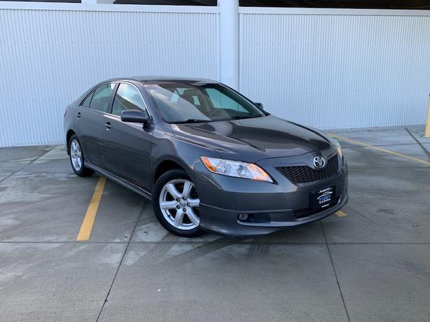 2007 Toyota Camry SE, Leather, Sunroof, Heated Seats, 4 Cyl