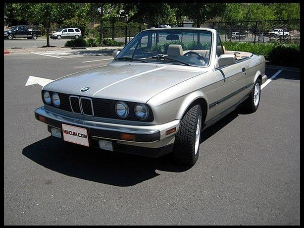 WANTED: Looking for BMW 325 318 e30