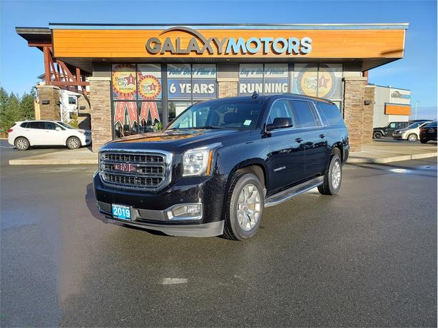 2019 GMC Yukon XL SLT - 4WD, Navigation, Blue Ray, Leather Interior