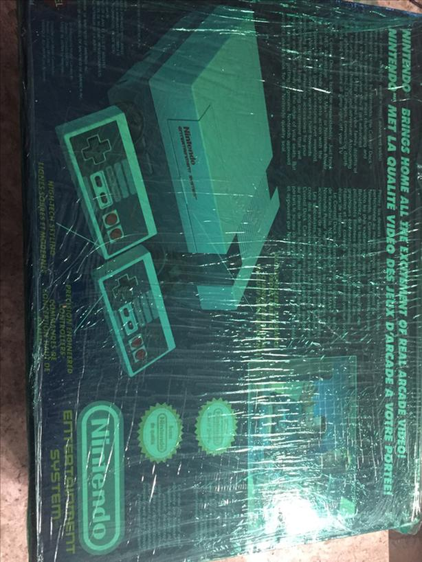 NES in Original Box