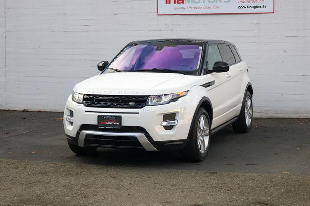 2015 Land Rover Range Rover Evoque Dynamic AWD - LOCAL BC SUV - NO ACCIDENTS!