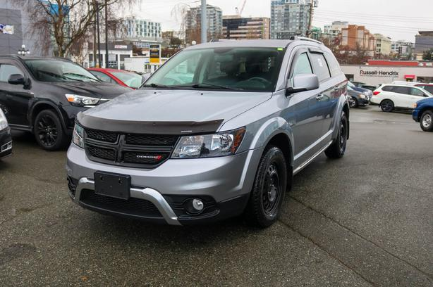 2016 Dodge Journey Crossroad - LOCAL BC SUV!