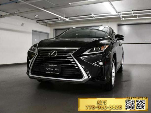 2017 LEXUS RX350 *NO ACCIDENTS, SUN/MOONROOF, BLIND SPOT MONITOR