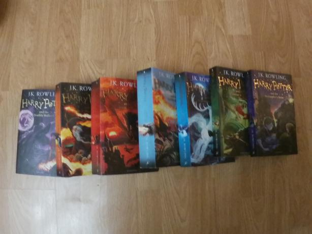 Complete Harry Potter Book Series