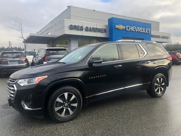 Used 2018 Chevrolet Traverse High Country