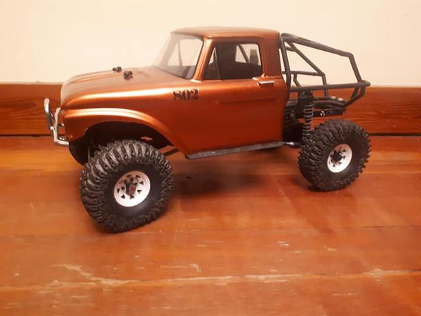 Axial scx10 RTR