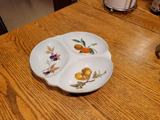 Royal Worcester Fine Serving Dishes