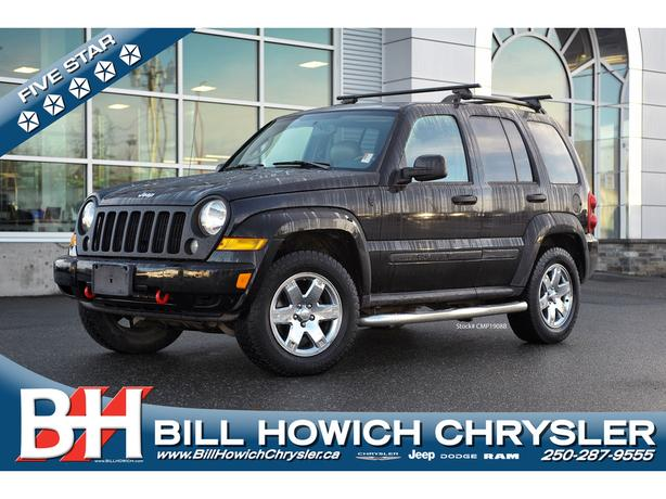 2007 JEEP LIBERTY LIBERTY LIMITED