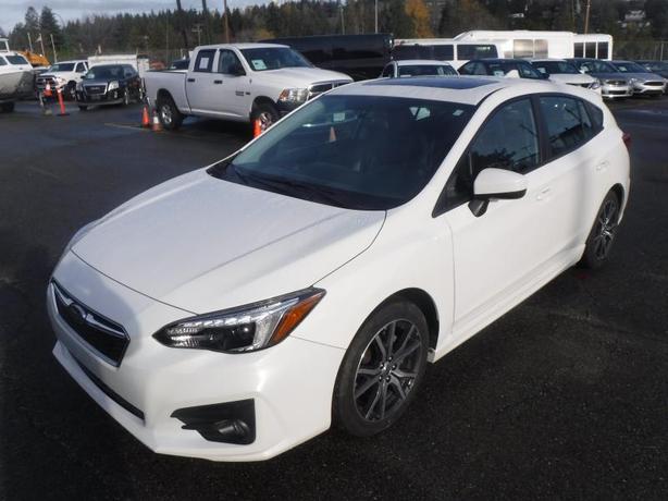 2019 Subaru Impreza AWD