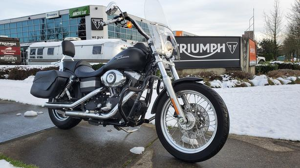 2007 Harley-Davidson FXDB DYNA STREET BOB