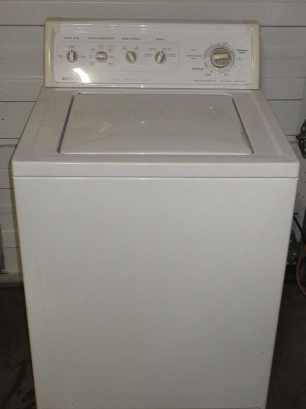 Kenmore washer - Very Good condition, Clean, Works