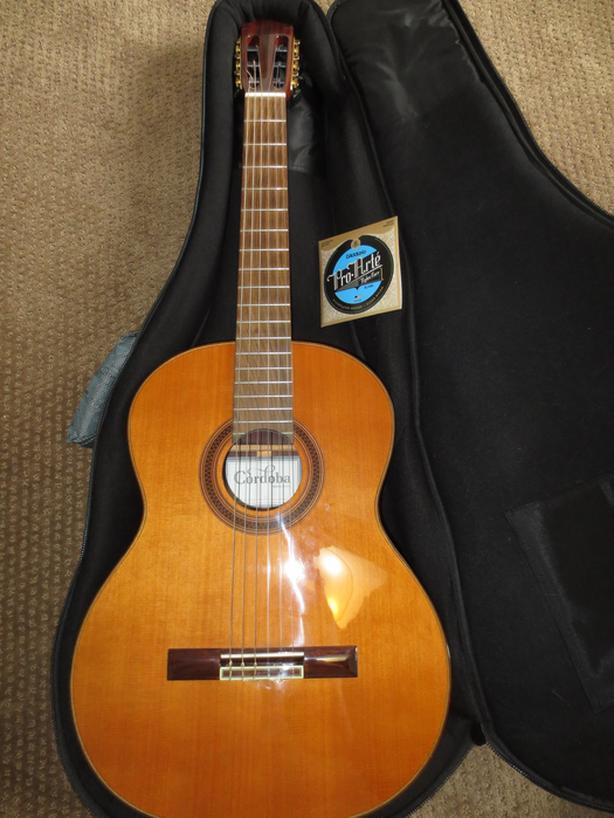 Cordoba C7 guitar