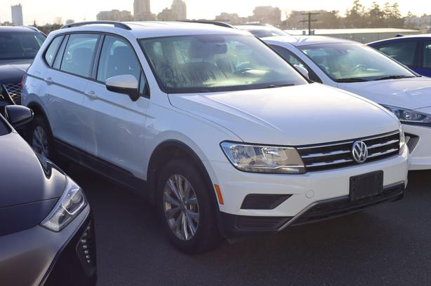 Pre-Owned 2019 Volkswagen Tiguan Trendline All Wheel Drive SUV