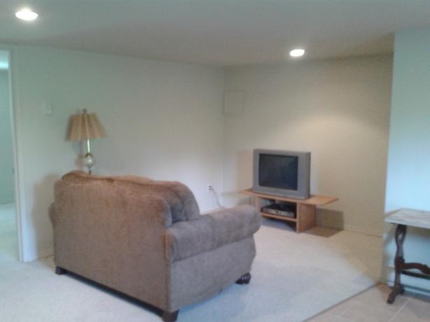 1bdrm basement suite