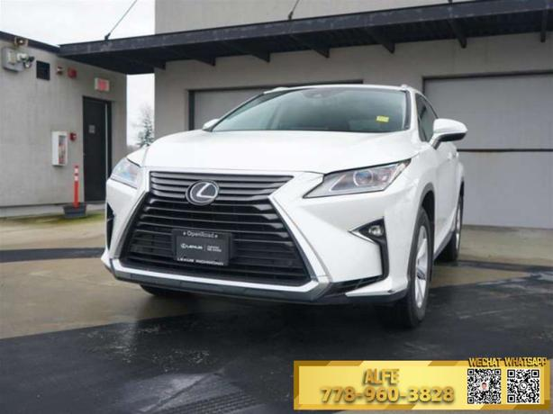 17 Lexus RX350 *NO ACCIDENTS, BLIND SPOT MONITOR, LANE DEPARTURE , SUNROOF