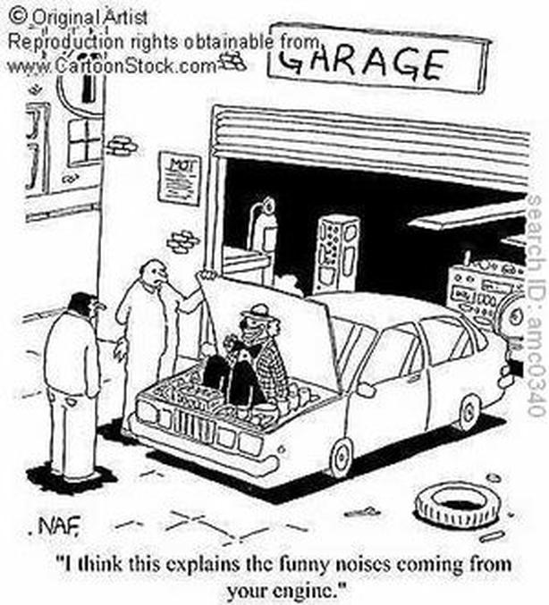 Automotive mechanic services