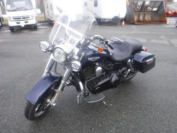 2013 Harley-Davidson FLD Dyna Switchback Motorcycle
