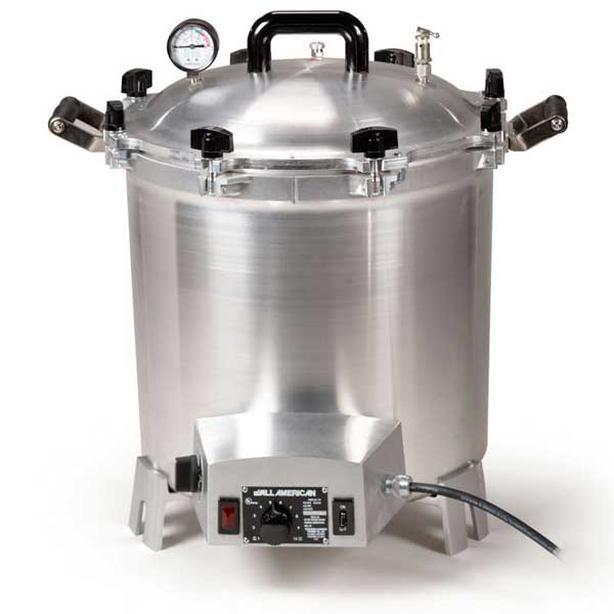 All American Electric Sterilizer 75X-240V