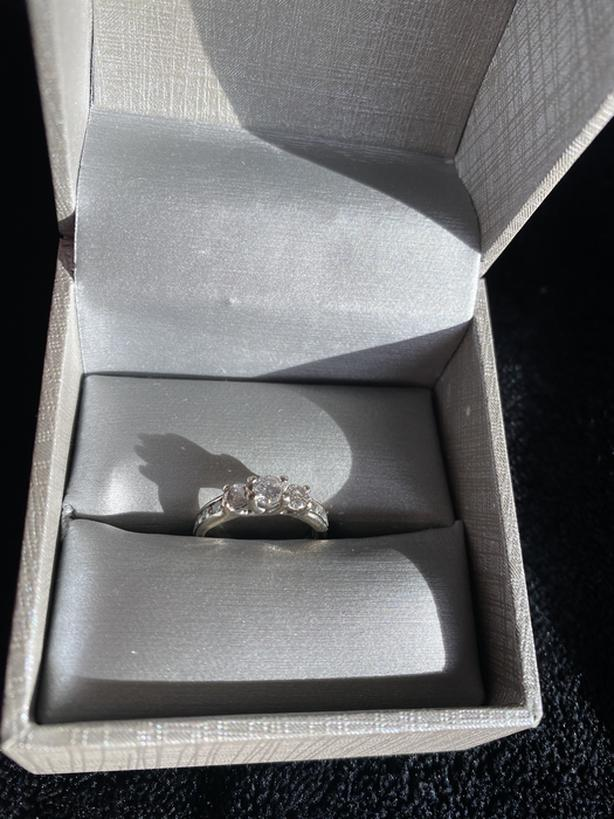 Beautiful Engagement Ring ~ People's Jewelers