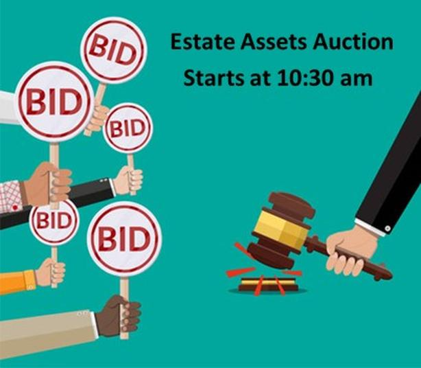 Estate Asset Auction