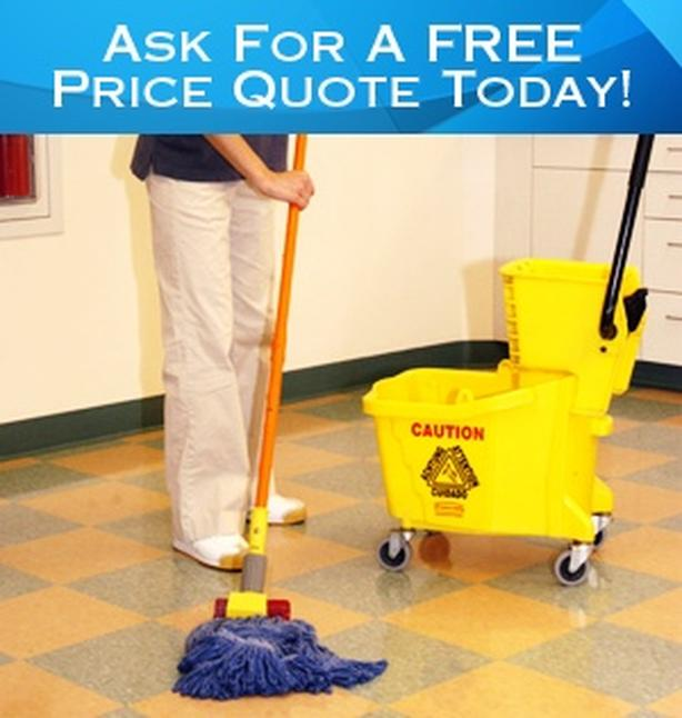 Professional Commercial Cleaning Services Available