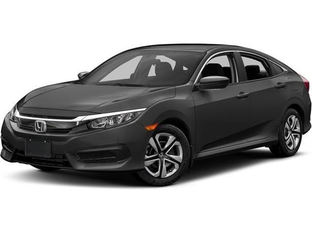2017 Honda Civic DX