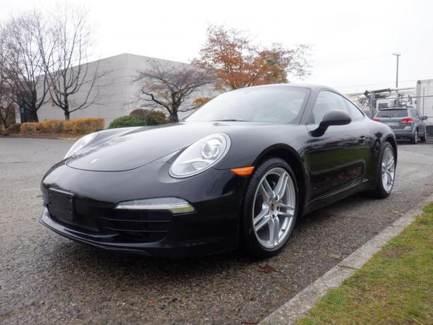 2014 Porsche 911 Carrera Coupe