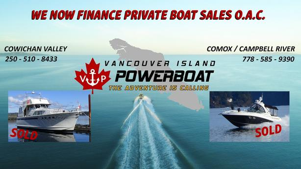 Finance Your Private Boat Sale O.A.C.!